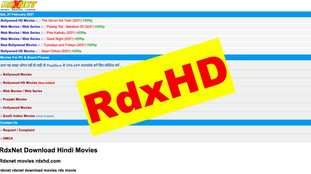 RdxHD