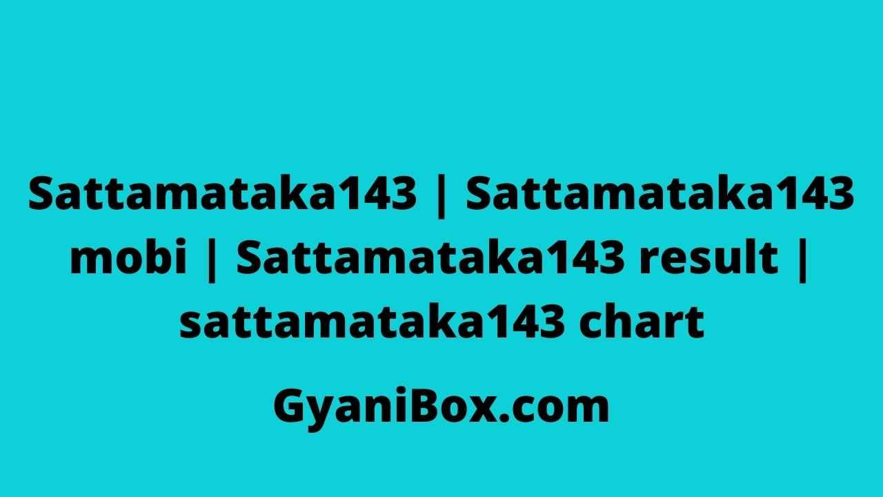Sattamataka143